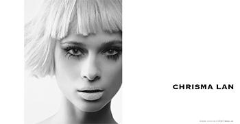 création site web de Chrisma Lan - photographe basée à Paris